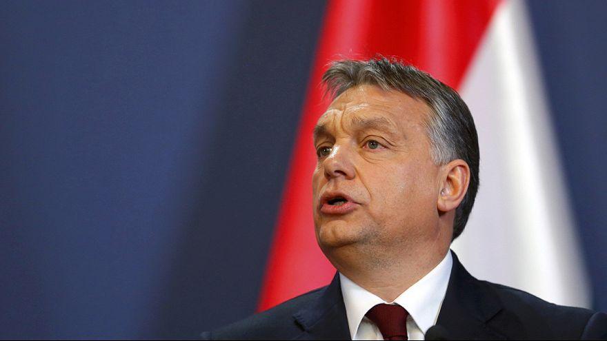 Macaristan'da Orban saltanatı ilk darbeyi aldı
