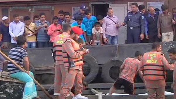 Naufrágio no Bangladesh provoca 69 mortos