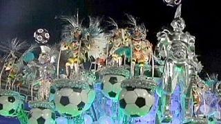 Polémica vitória da Beija-flor no Carnaval carioca
