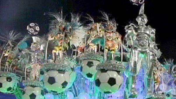 Véget ért a riói karnevál
