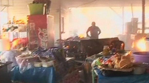 80 people injured in gas explosion in Honduras