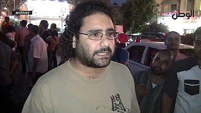 Ativista egípcio condenado a cinco de prisão