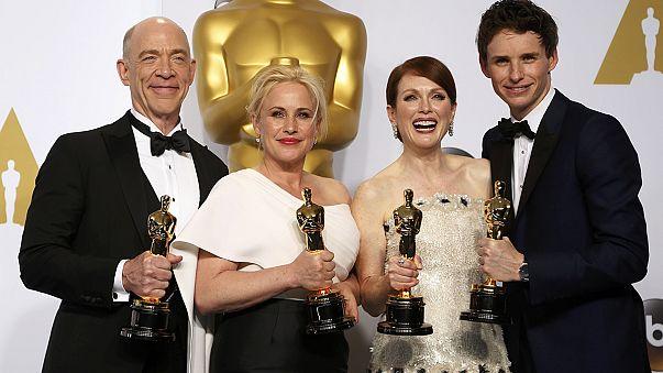 Gewinner und Fehltritte: Highlights der Oscar-Verleihung