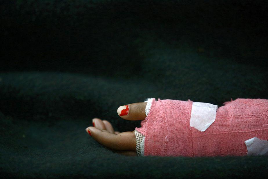 Népal: attaquée car elle voulait prendre sa vie en main ?
