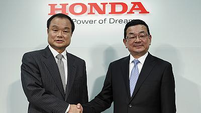 Honda Motor CEO steps down as weak sales and recalls prompt management shakeup