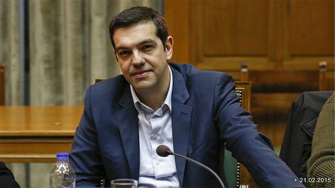 Greek government submits list of reforms to Brussels