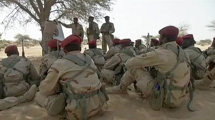 Batı'dan Boko Haram'a karşı Afrikalı askerlere eğitim