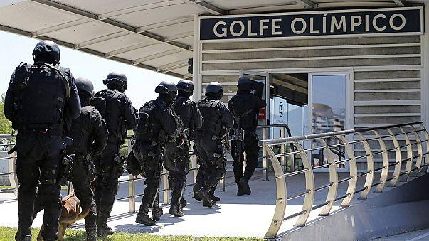 IOC zu Besuch in Brasilien