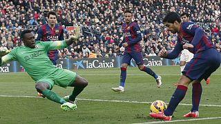The Corner: Herbe Niederlage für Barcelona