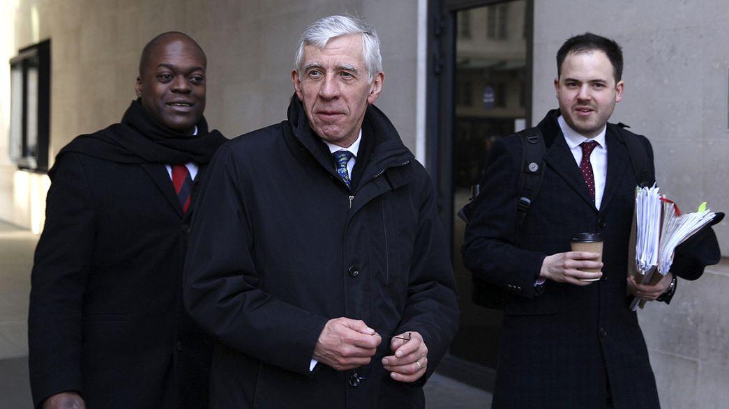 البرلمانيان البريطانيان جاك سترَوْ ومالكولم ريفكين في قلب فضيحة مالية مفترَضة