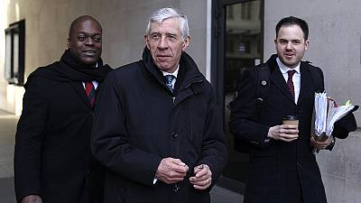 "Former British Foreign Ministers, Jack Straw and Sir Malcolm Rifkind caught in ""sting"""