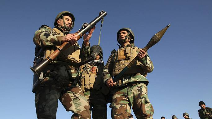 Kurdish forces repel ISIL militants in Iraq