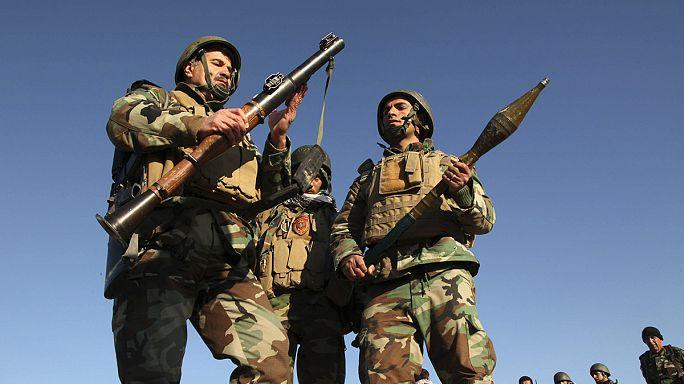 Örömittas kurdok és ketrecbe zárt kurdok