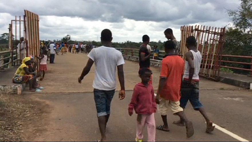 Liberia öffnet Grenze zu Sierra Leone