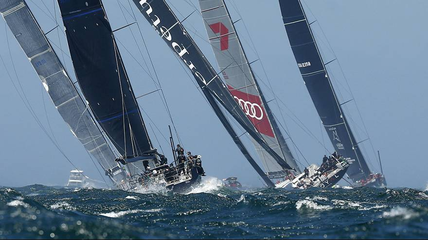 Volvo Ocean Race: Dongfeng lead the chase for leg four honours
