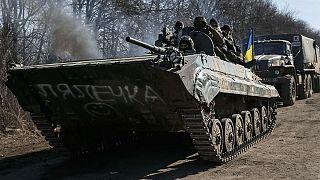 "War with Ukraine ""unlikely"" - Putin"
