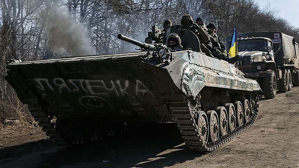 """Putyin: """"valószínűtlen egy háború Ukrajnával"""""""