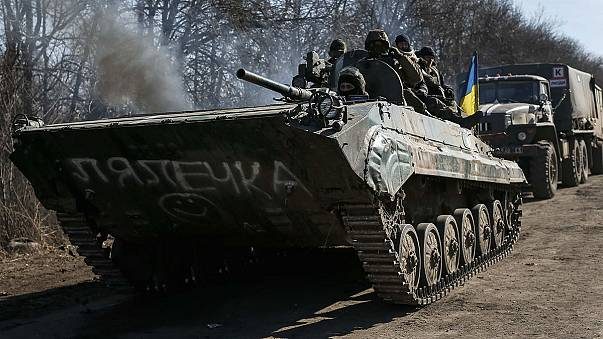 """Putin: """"Una guerra total entre Rusia y Ucrania es poco probable"""""""