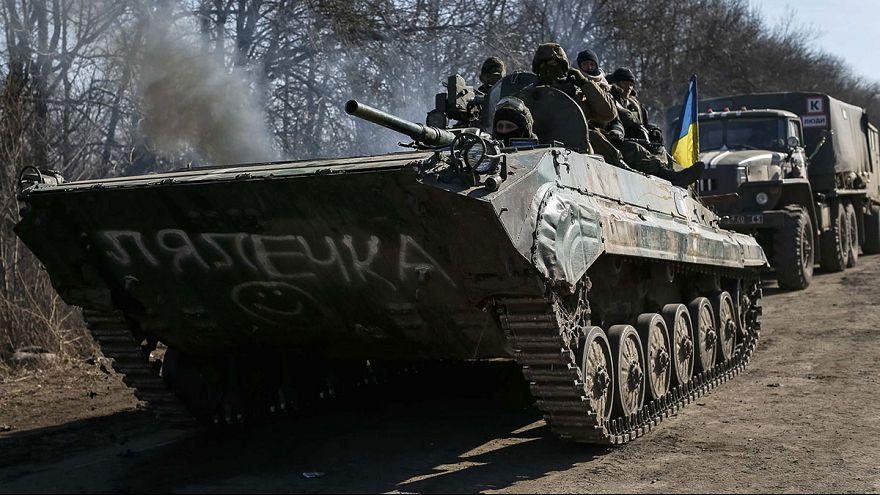 Kriegsgebiet Donbass: Putin sieht Chance auf Normalisierung der Lage