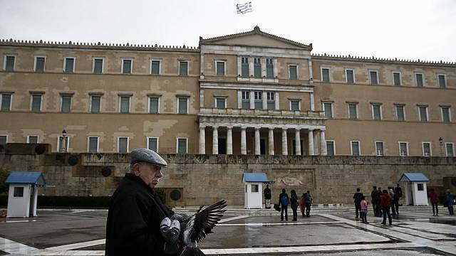 Greece set to send reforms to euro zone