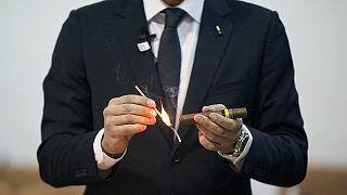 Cuban cigar firm eyes 30 percent of US market