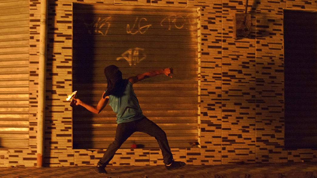 البرازيل: احتجاجات على تزايد اعمال العنف في الاحياء الفقيرة
