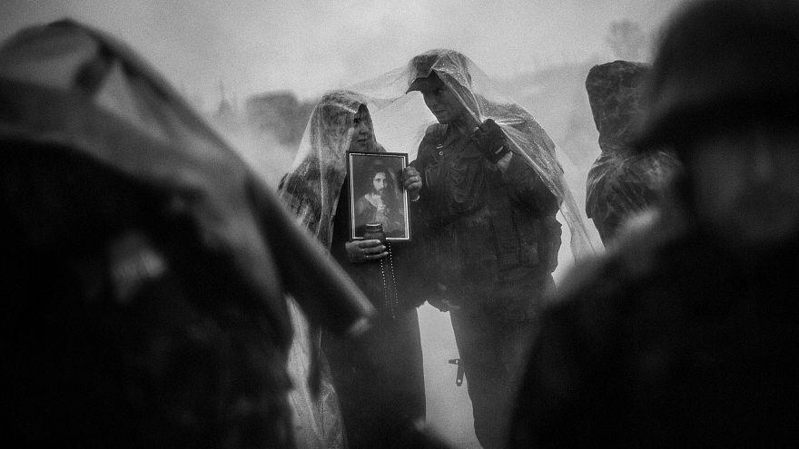 Me-Mo, la fotografia di guerra e l'occhio che pensa