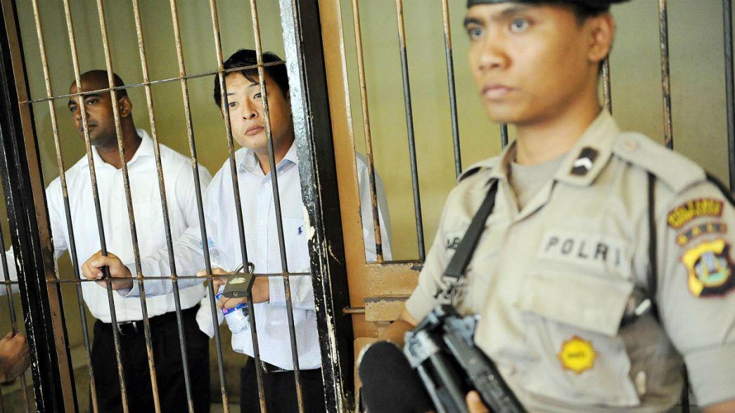 Indonesia: nessuna clemenza per undici condannati a morte per droga