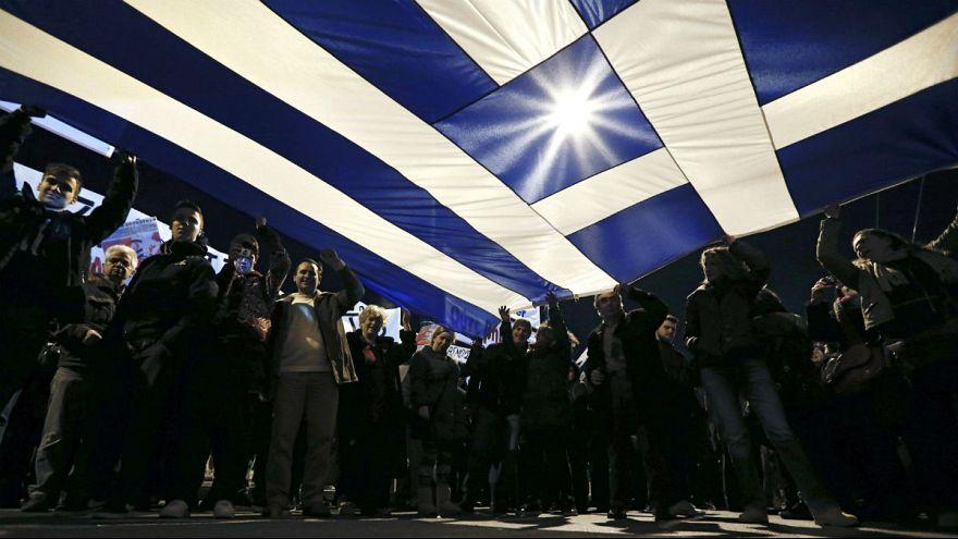 Griechische Reformliste in Brüssel eingetroffen