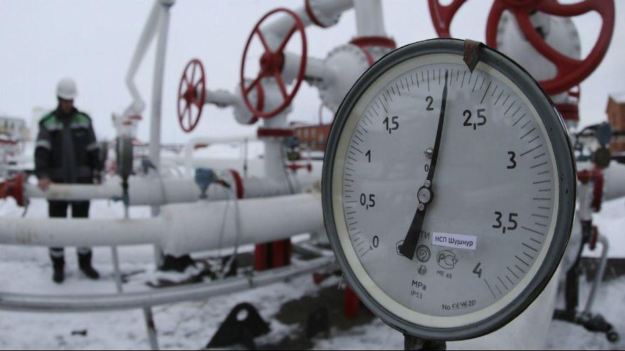 Gasstreit mit Ukraine: Gazprom sieht europäische Versorgung bedroht