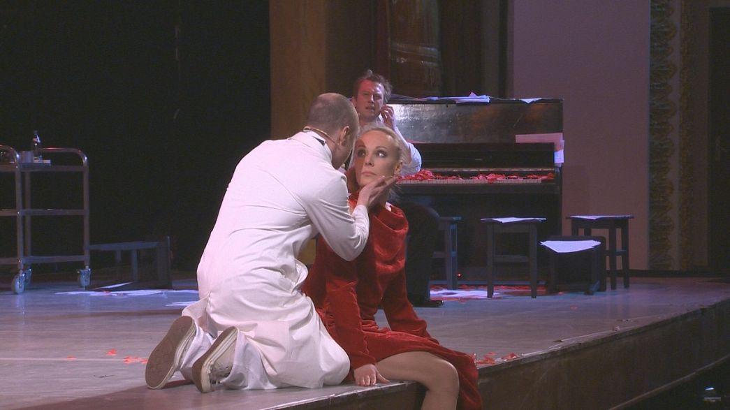 Tanz, Theater und Musik auf dem Winterfestival in Sotschi