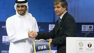 """Рабочая группа """"Катар-2022"""" рекомендует провести ЧМ по футболу в ноябре-декабре"""