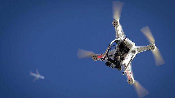 Jeu ? Plan terroriste ? A Paris, les drones gardent la maîtrise du ciel