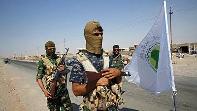 L'armée irakienne reprend des petites villes à l'EI