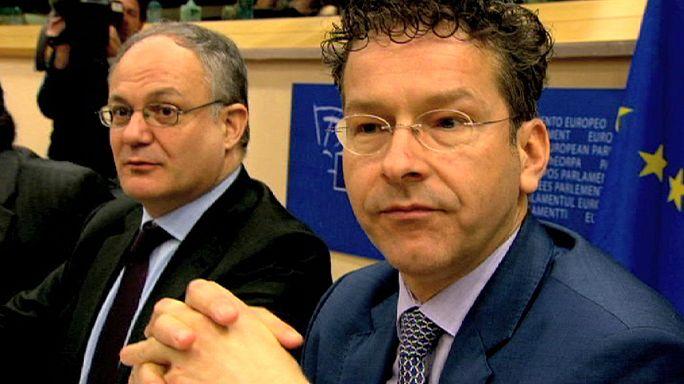 تفاؤل برلماني اوروبي نسبي بالطروحات الاصلاحية الاقتصادية اليونانية المقدمة الى مجموعة اليورو.