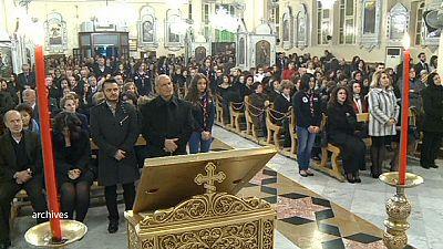 Siria: grupo Estado Islámico secuestra a 90 cristianos asirios