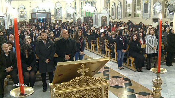 Une centaine de chrétiens enlevés par l'EI dans le nord-est de la Syrie