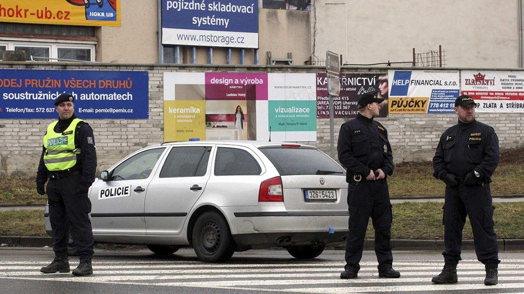 تشيكيا: تسعة قتلى في اطلاق نار في مطعم