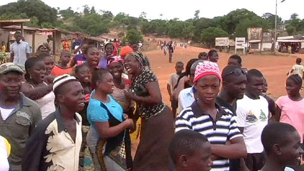 Liberia hofft, Ebola überwunden zu haben