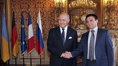 Ukraine : Laurent Fabius demande un renforcement de la mission de l'OSCE