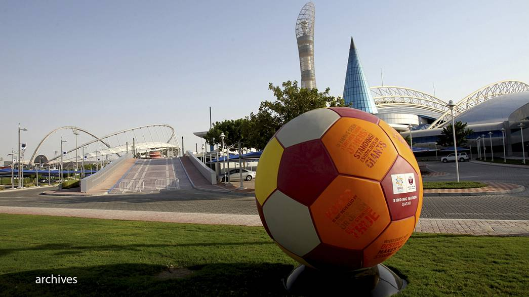 Decemberben lehet a foci vb Katarban