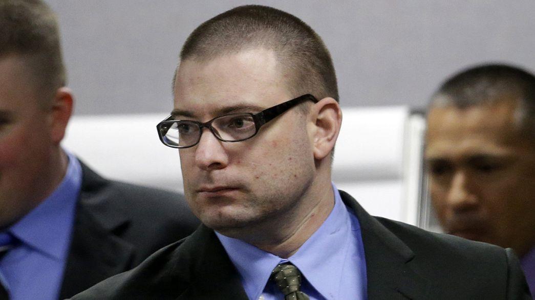 """Assassino do """"Sniper americano"""" condenado a prisão perpétua"""