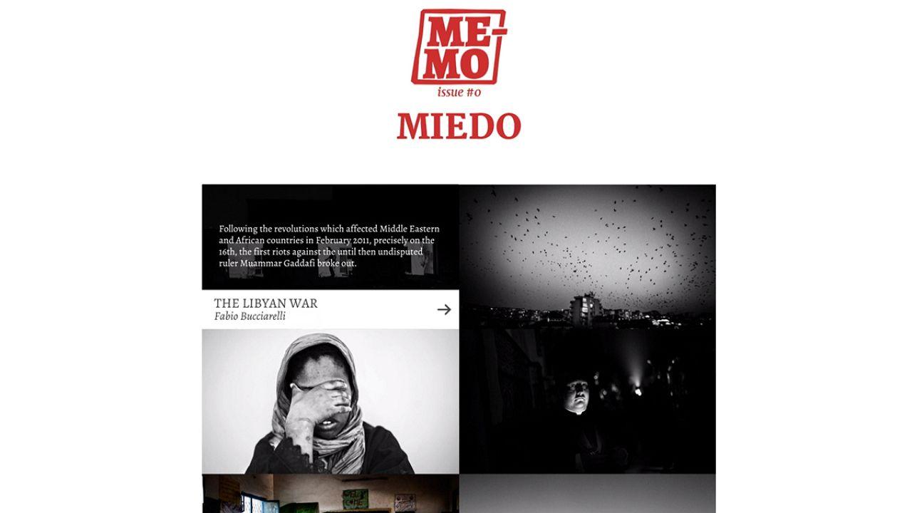 Me-Mo, un mag-tab dédié au photojournalisme