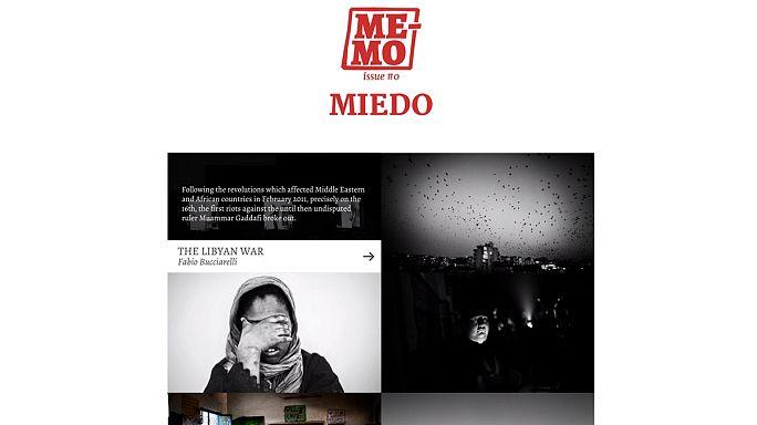 Revista Me-Mo: novo espaço para o fotojornalismo