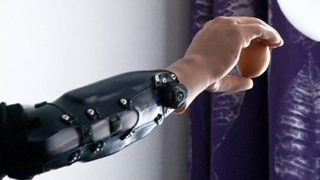 Bionische Handprothesen, die funktionieren