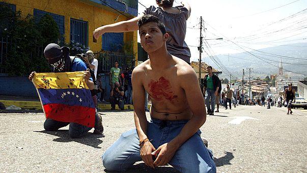Venezuela: 14-Jähriger bei Demonstration erschossen