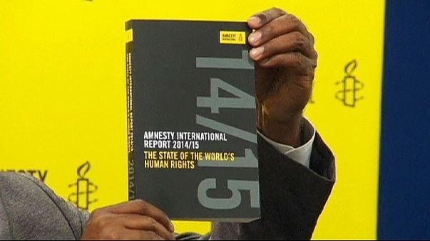 Amnistía Internacional critica la respuesta recibida por los millones de desplazados en 2014