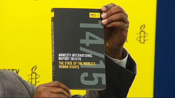 Amnesty International: borzalmas 12 hónap van mögöttünk