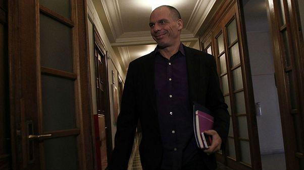 Ο Γιάνης Βαρουφάκης στη Charlie Hebdo