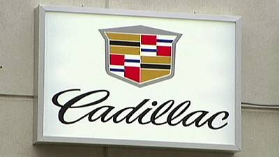 General Motors issue Cadillac recall